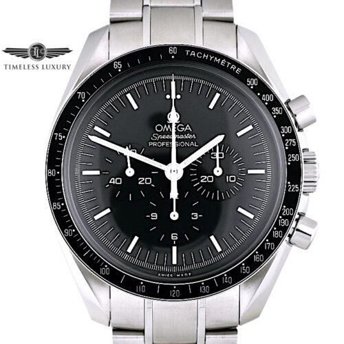 2021 OMEGA Speedmaster professional Moonwatch 311.30.42.30.01.005