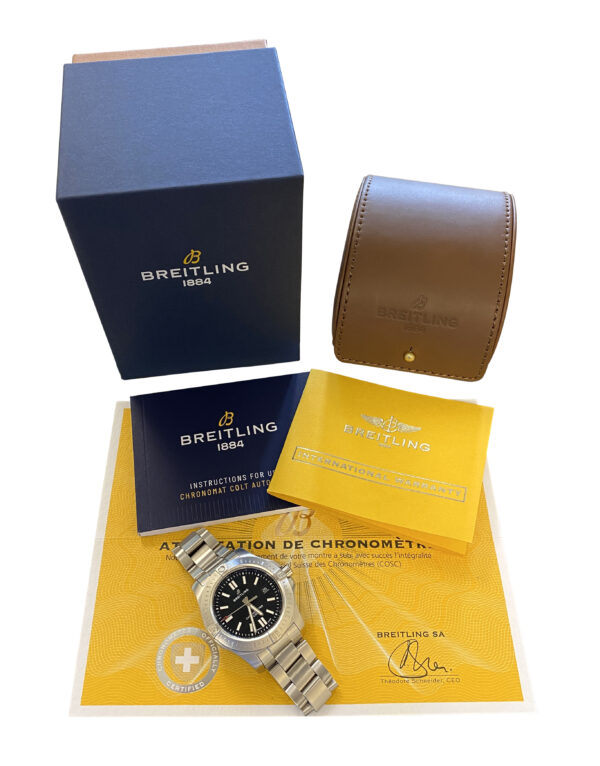 Breitling Colt Automatic A17388 FOR SALE