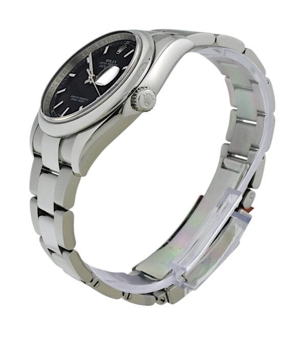 Rolex Datejust 116200 Black dial