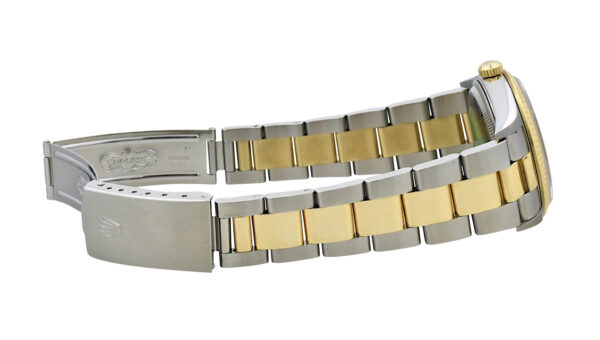 Rolex Date 34mm Oyster band