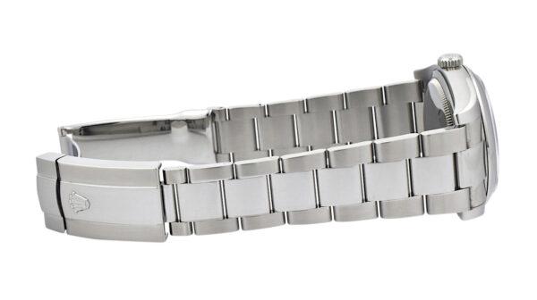Rolex Datejust 116200 rhodium dial