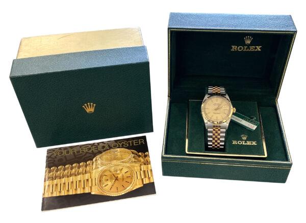 Unworn Rolex Datejust 16013 for sale