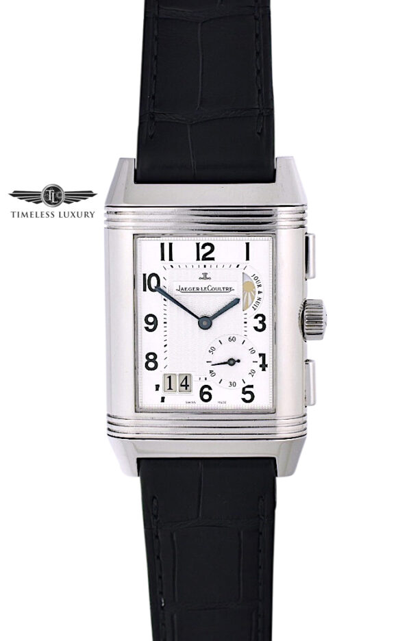 Jaeger LeCoultre Reverso Grande Date GMT Special Edition 240.8.18
