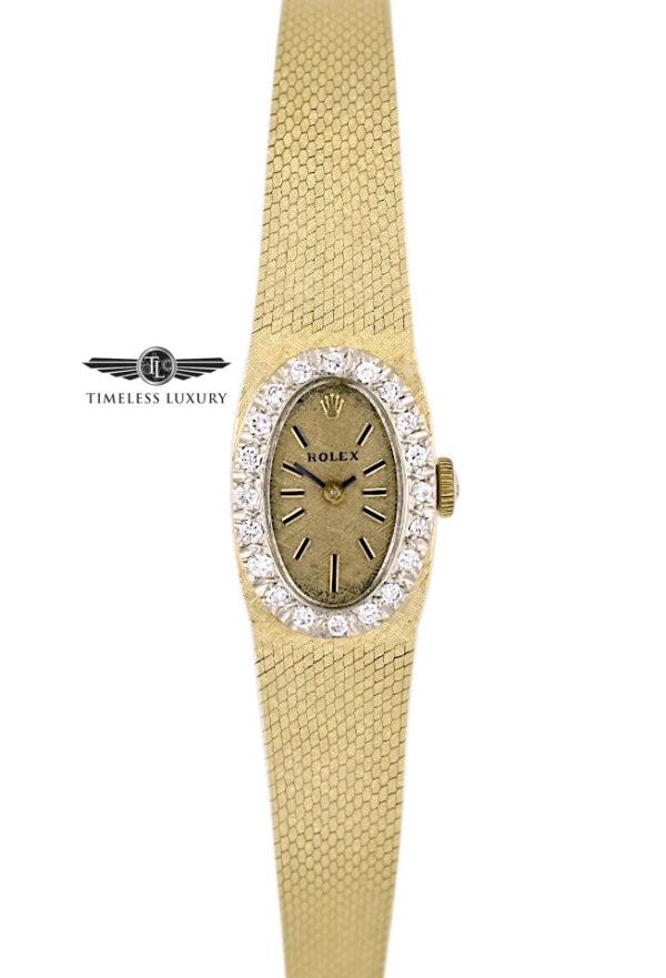 Vintage Ladies Rolex Cocktail watch 8197