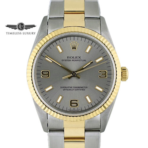 1998 Rolex Oyster Perpetual Date 14233 34mm