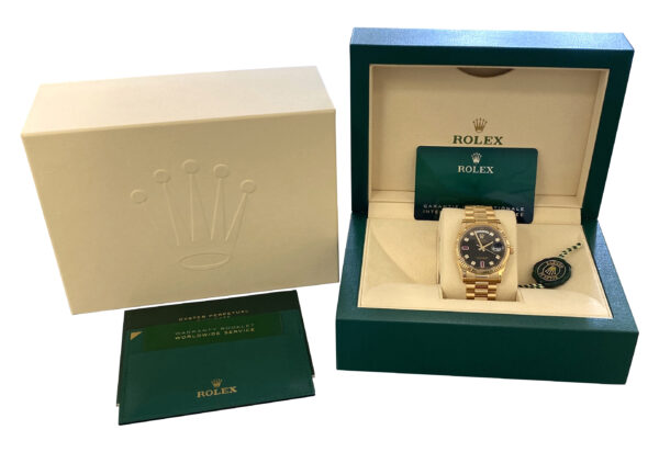 2020 Rolex Day-Date President 118238 For sale