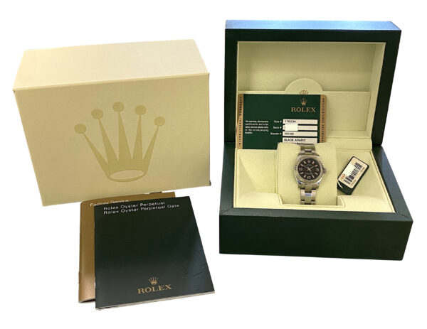 2009 Ladies Rolex Oyster Perpetual 176234 for sale